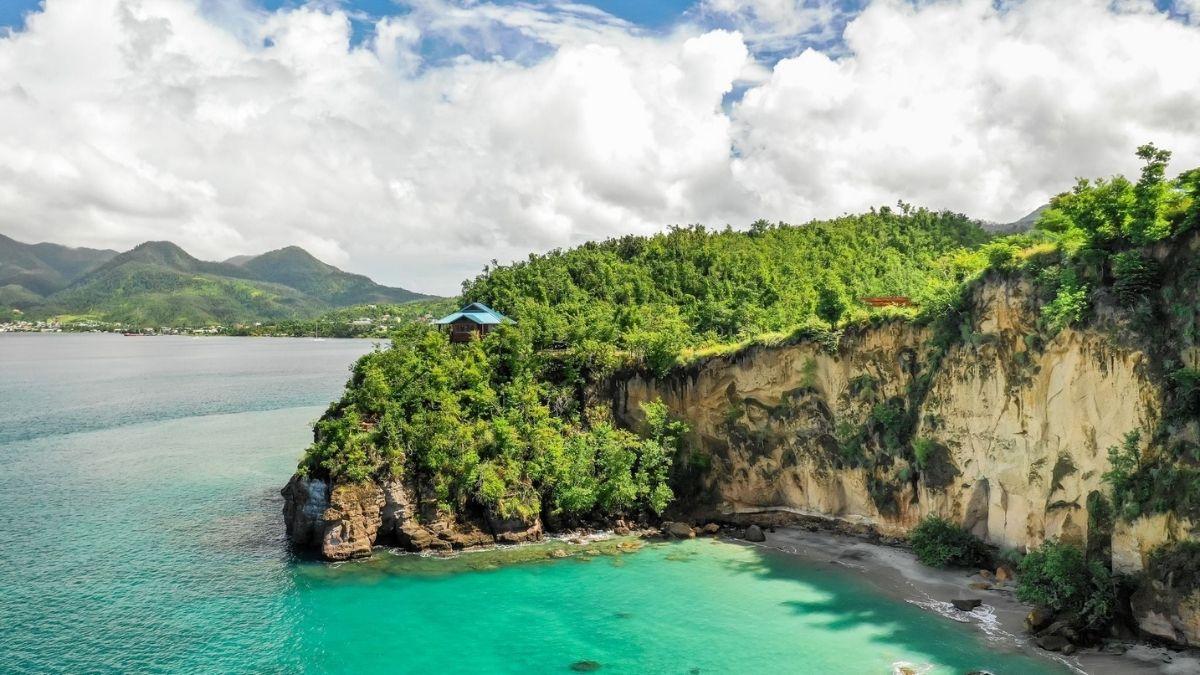 Secret Bay Resort Dominica caribbean luxury