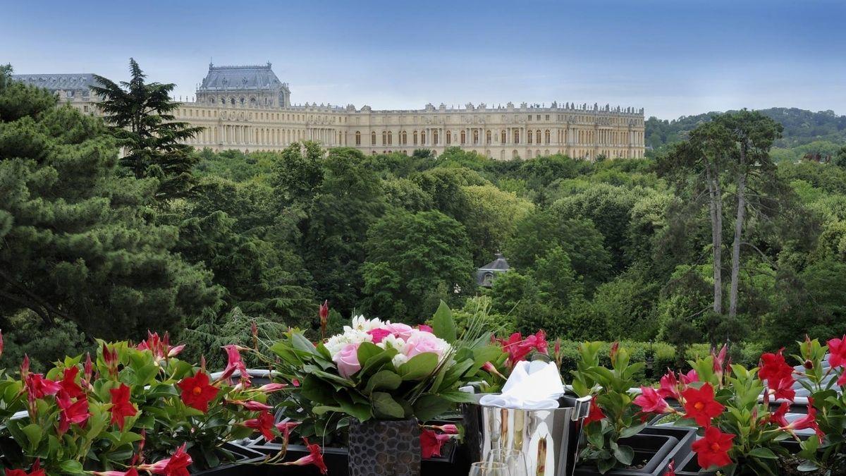 Waldorf Astoria Trianon Palace Versailles savile row travel concierge